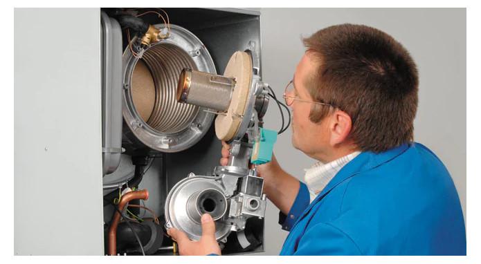 Intretinere regulata a centralei termice